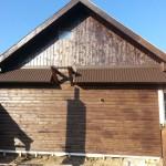 Rekonštrukcia drevenice - Tvrdošín